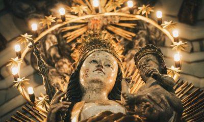 Csíksomlyó Mária szobor