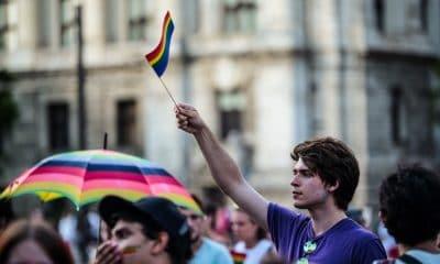 Budapest Pride Felvonulás