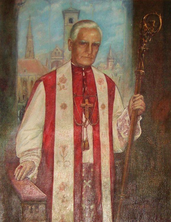 Márton Áron püspök
